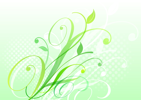 Fresh green material 29