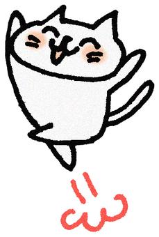 Jump cat