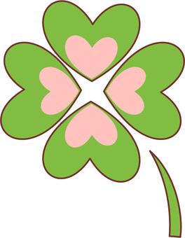 Four leaf clover 3
