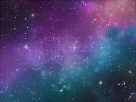 우주 무늬 2