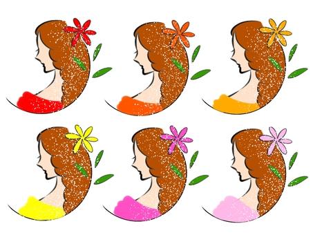 Profile women