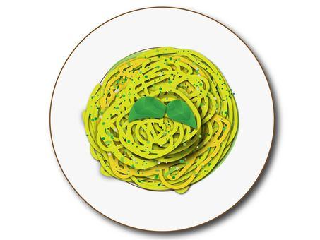 Spaghetti _ Basil