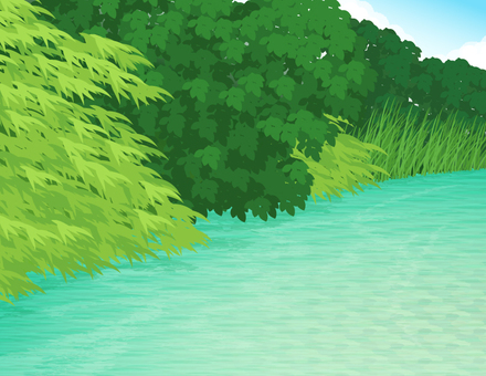 River scenery 2