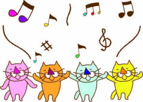 Cat chorus competition
