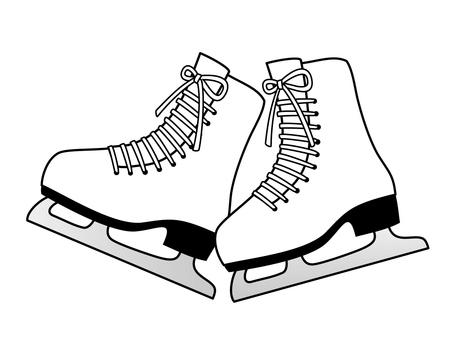 Skate shoes (no background)