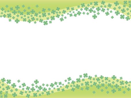 (Spring Frame) Yotsuba Clover
