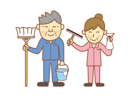 Cleaner (Senior -3)