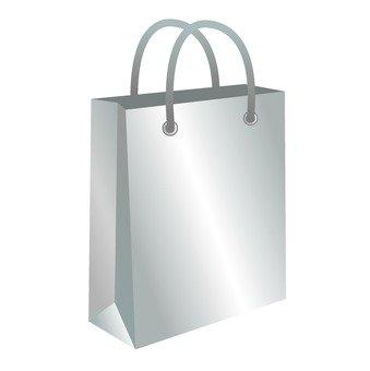 Handbag (silver)