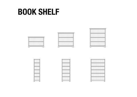 Bookshelf-002