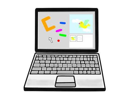 個人計算機(可視化編程)