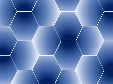 六角形背景