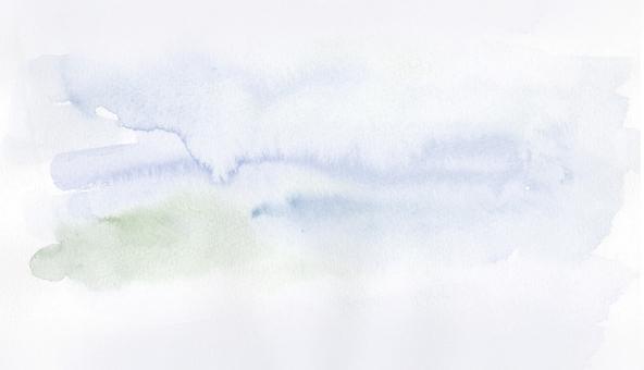 水彩画の背景-2