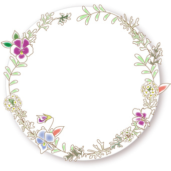 Flower wreath_19