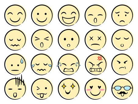 Face icon 1