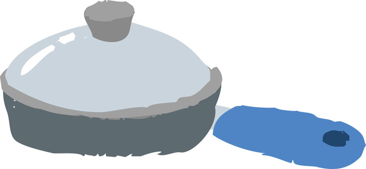 Frying pan (lid)