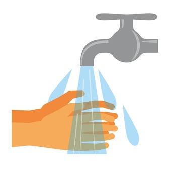 Hand washing
