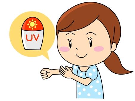 UV countermeasure