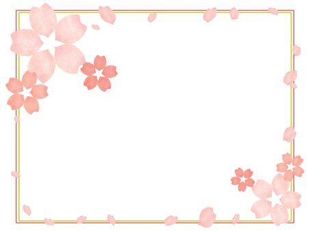 Cherry frame 2