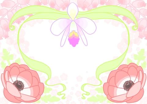 겨울의 꽃