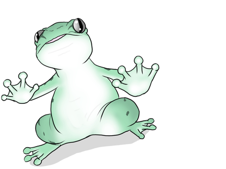 서 개구리