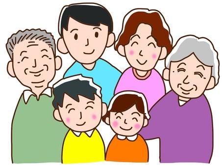 Third Generation Family 2