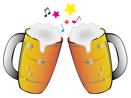 啤酒(Kanpai)