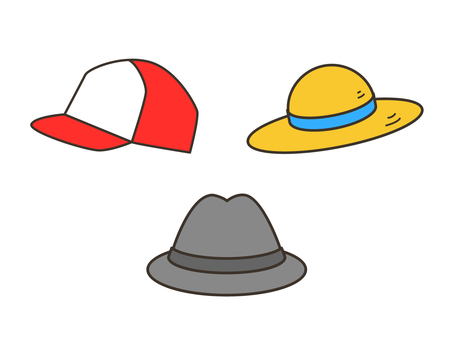 Hat set 01