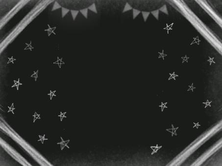 Realist blackboard choke? Monochrome