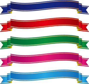 Ribbon band 2
