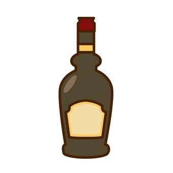 Liqueur (brown)