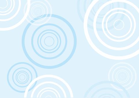 壁紙 - 波紋 - 藍色