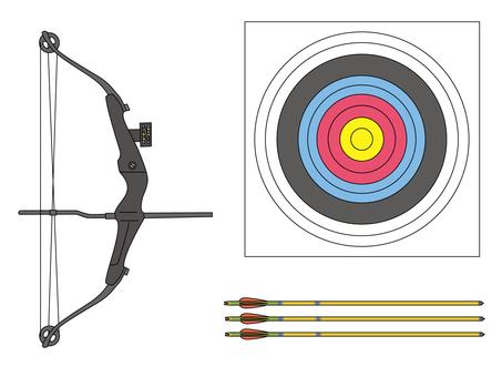 Archery 3 (Bow · Arrow · Target)