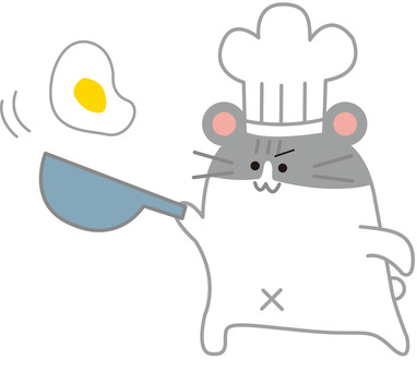 Hamster to cook
