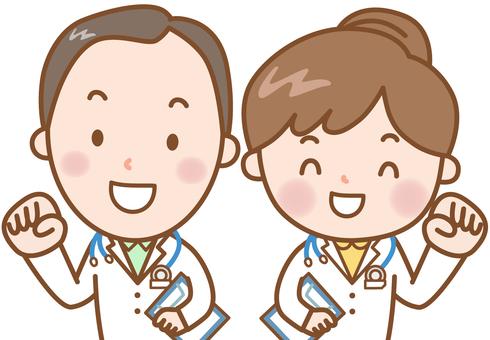 Doctor Male Female: Gambaru