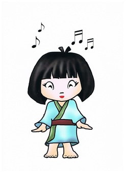 Zashiki Bokko (Happy) 1