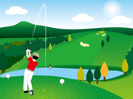 Golf Par 4