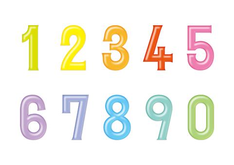 Number set 5