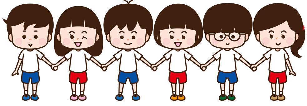 Children athletic meet