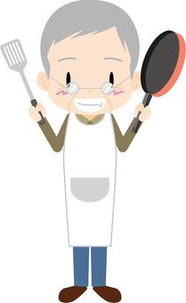 Elderly men (cuisine)