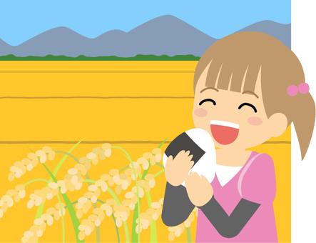 Autumn / Rice