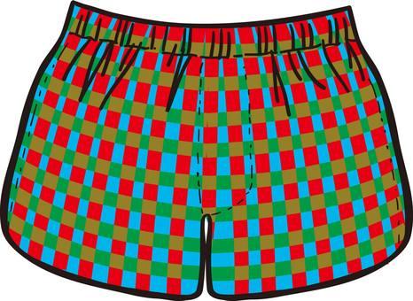 Pants, underwear