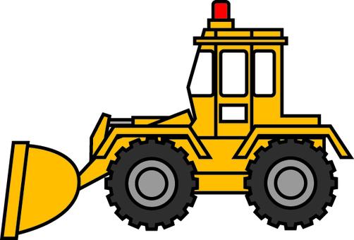 Tire excavator