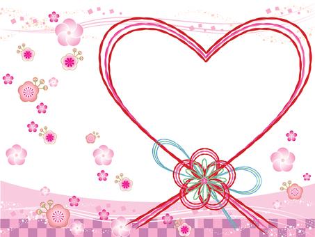 Mizuhiki _ Sakura Heart 2