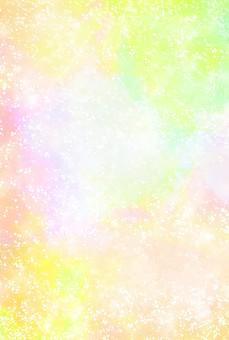 Dream color background Postcard ratio
