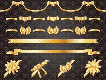 Gold Ribbon Line