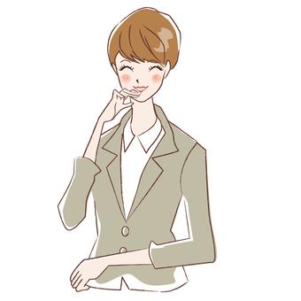 Suit Women Short 2