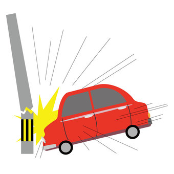 Accident illustration