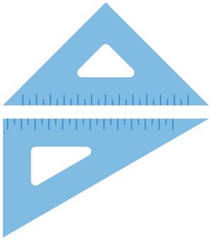 Triangular ruler-01