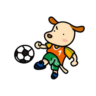 Wanko to play soccer