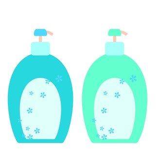 Shampoo & Conditioner 01